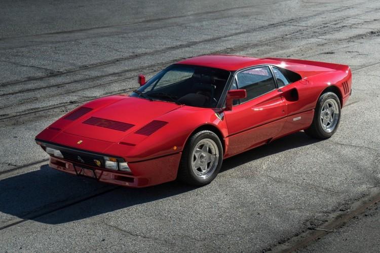 El preferido del mes: El Ferrari 288 GTO
